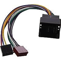 ISO-BMW.20 - Conector iso universal para instalar radios