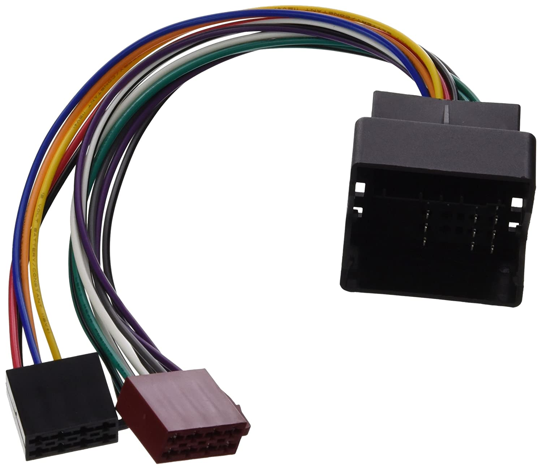 ISO-BMW.20 - Conector iso universal para instalar radios en BMW, Land Rover, Rover y Mini Dynavin