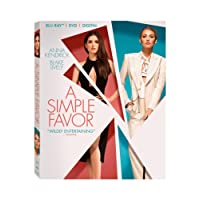 A Simple Favor [Blu-ray]