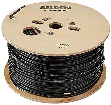 Belden 7997A 0101000 3.5m Cat5e U/UTP (UTP) Negro - Cable de