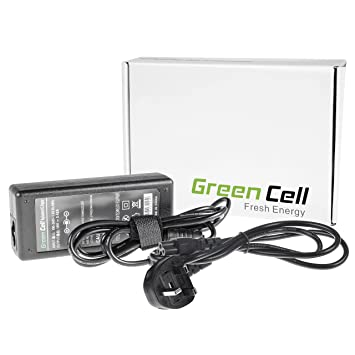 Green Cell® Cargador Notebook CA Adaptador para Samsung ...