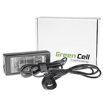 Green Cell® Cargador Notebook CA Adaptador para Samsung NP530U4E-X01PT Ordenador (Salida: