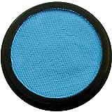 Eulenspiegel - Maquillaje profesional Aqua, 20 ml / 30 g, color azul claro (183779)