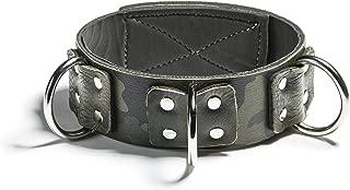 product image for Varik Adjustable Camo Leather Collar
