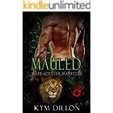 Mauled: Lion Shifter Romance (Were-Soldier Warriors Book 3)