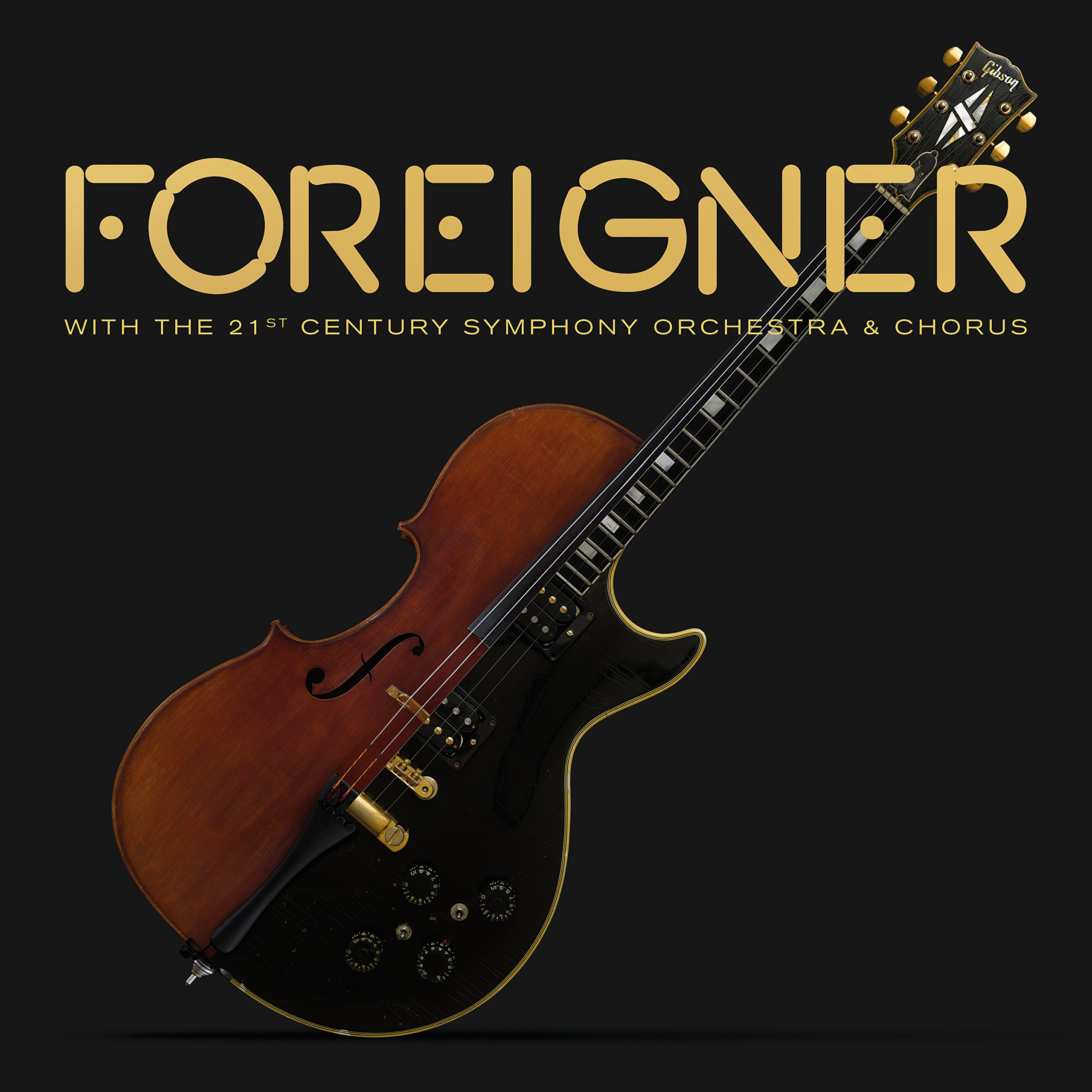 Vinilo : Foreigner - With The 21st Century Symphony Orchestra & Chorus (3PC)