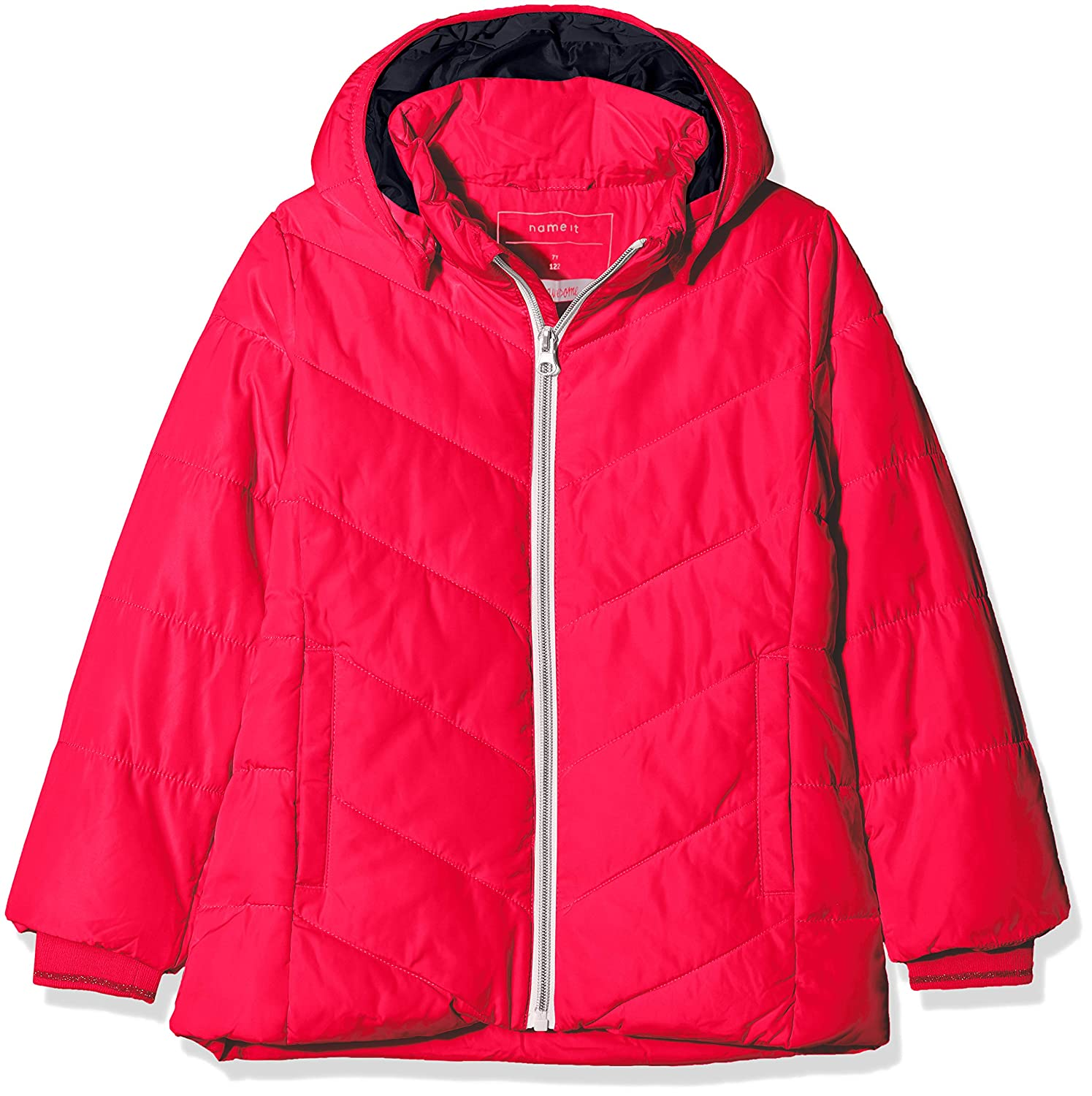 NAME IT Nmfmil Puffer Jacket Camp Chaqueta para Beb/és