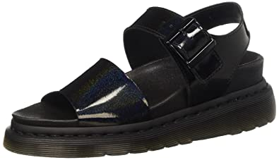 Dr. Martens Romi Petrol Black, Women s Sandals  Amazon.co.uk  Shoes ... c9958630b729