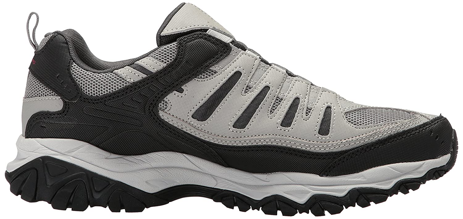 Skechers-Afterburn-Memory-Foam-M-Fit-Men-039-s-Sport-After-Burn-Sneakers-Shoes thumbnail 54