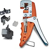 Complete Grafting Tool Set for Fruit Trees with three types of grafts – V-graft
