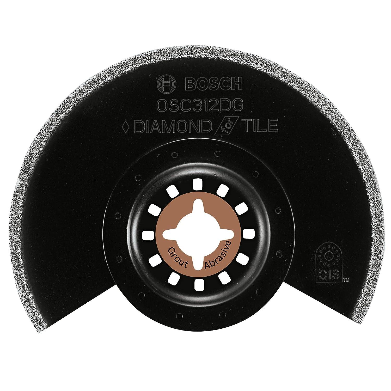 Bosch OSC312DG 312Inch by 18Inch Diamond Grit Segment Blade