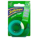 Sellotape 1766004 Clever Tape Dispenser - 18 mm x 25 m