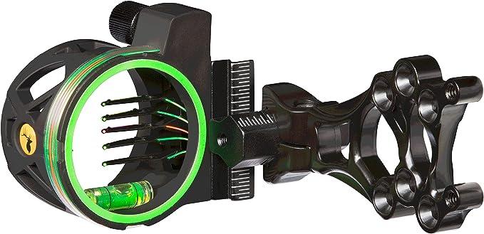 Best bow sight : Trophy Ridge Volt 5 Pin Bow Sight