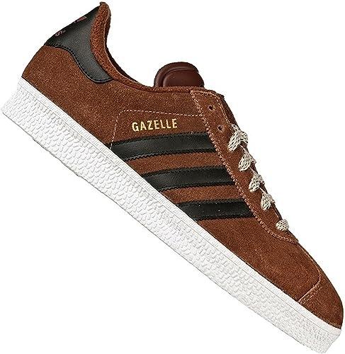 adidas femme gazelle marron