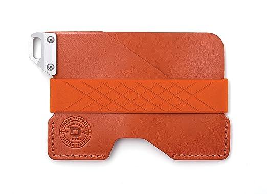 Herren-accessoires Designer Mens High Quality Real Leather Wallet Italian Veg Tan Luxury Gift Box Kleidung & Accessoires
