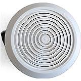 Ventline V2270-50 Breeze 360 Exhaust Fan - Non-Lighted, 50 CFM , White