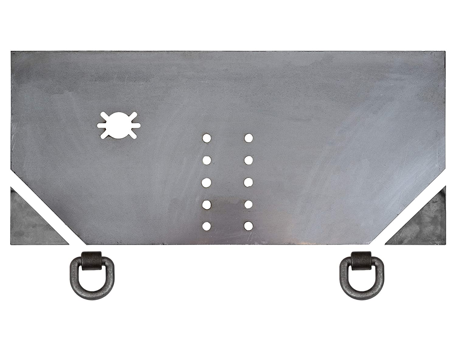 Buyers Products 1809042 Hitch Plate