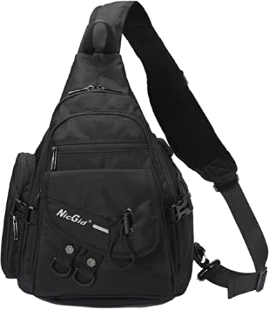 LXLX bags Chest Bag Shoulder Bag Messenger Bag Lightweight Fitness Bag Triangle Backpack Men and Women