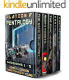 Platoon F: Pentalogy (Platoon F eBook Bundle 1)