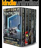 Platoon F: Pentalogy (Platoon F eBook Bundle 1) (English Edition)