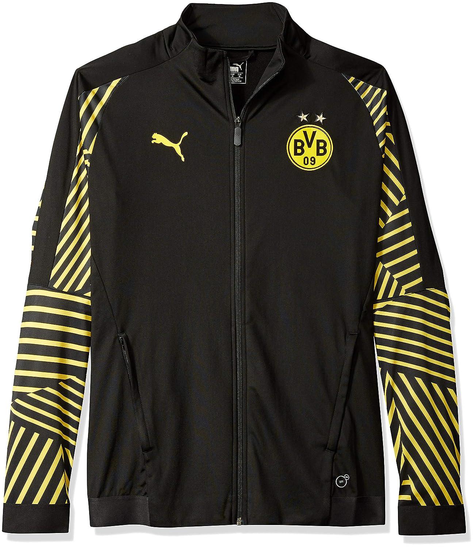 043fe7d28d3ac PUMA Men's BVB Stadium Jacket Without Sponsor Logo