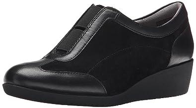 Clarks B m Us Buy Flat Suede Women's 5 Petula Viola Black Shoes 9 rAzrv