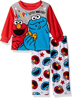 f3f0787d97 Amazon.com  AME Sesame Street Toddler Santa Cookie Monster Christmas ...