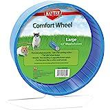 Kaytee Hamster Comfort Exercise Wheel, Large, Colors Vary