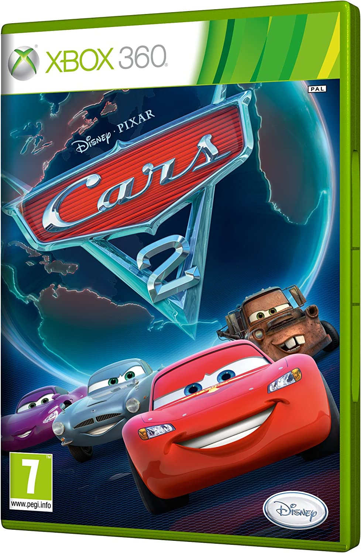 Cars 2 (Xbox 360) [Importación inglesa]: Amazon.es: Videojuegos