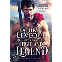 Highland Legend: A Sexy, Thrilling Action-Adventure Highland Romance (Scots and Swords Book 3)
