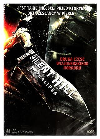 Amazon Com Silent Hill Revelation 3d Dvd English Audio