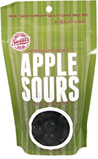 product image for Sweet's Sours Stand-Up Pouch, Apple, 7.0 Ounce (Pack of 3)