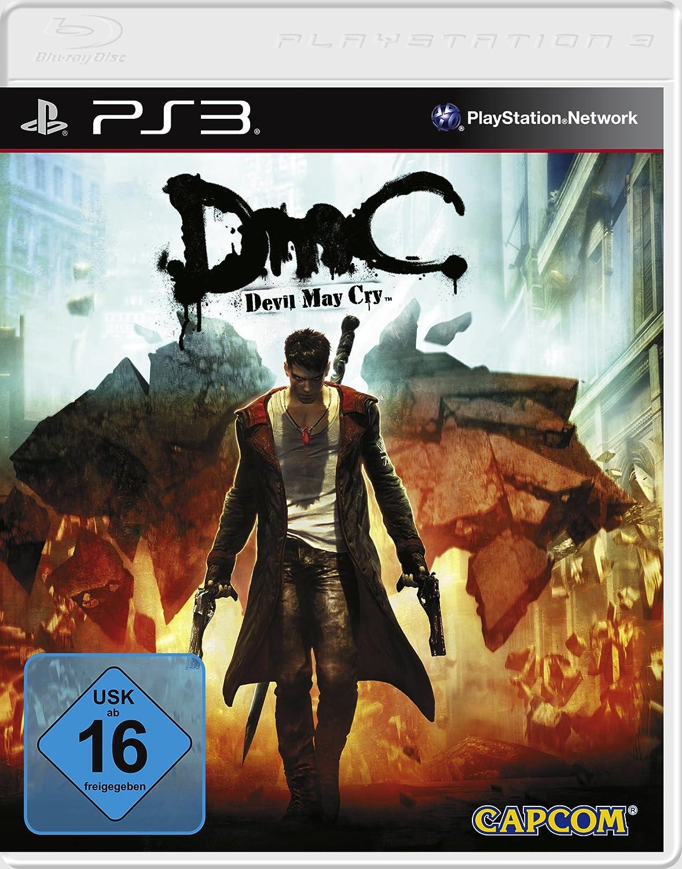 DmC - Devil May Cry [Importación Alemana]: Amazon.es: Videojuegos
