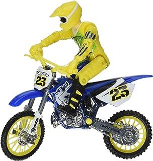 Amazon.com: Hot Wheels moto JAMES Bubba Stewart Potencia Rev ...