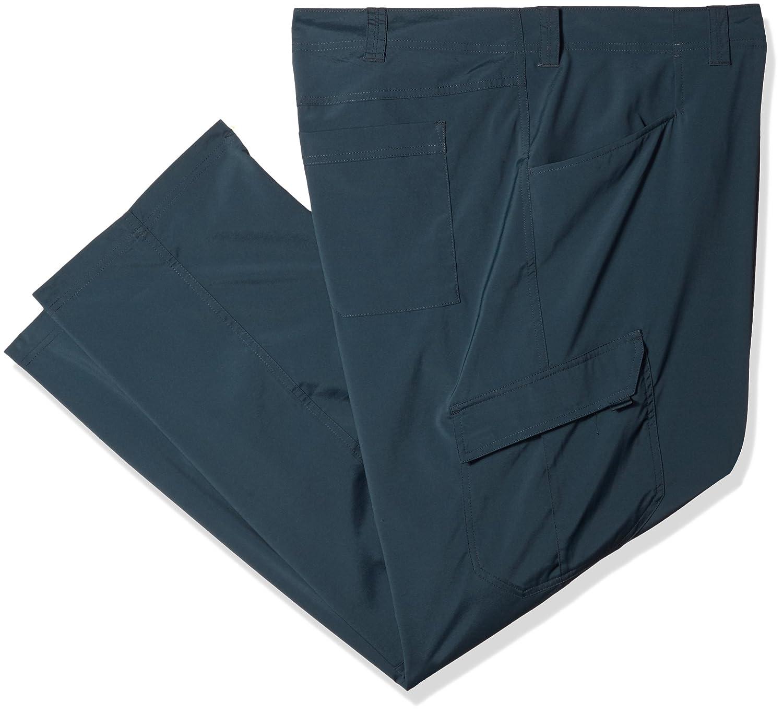 Mystère 50  x 32  Columbia pour Homme Big-Tall argent Ridge Stretch Pantalon