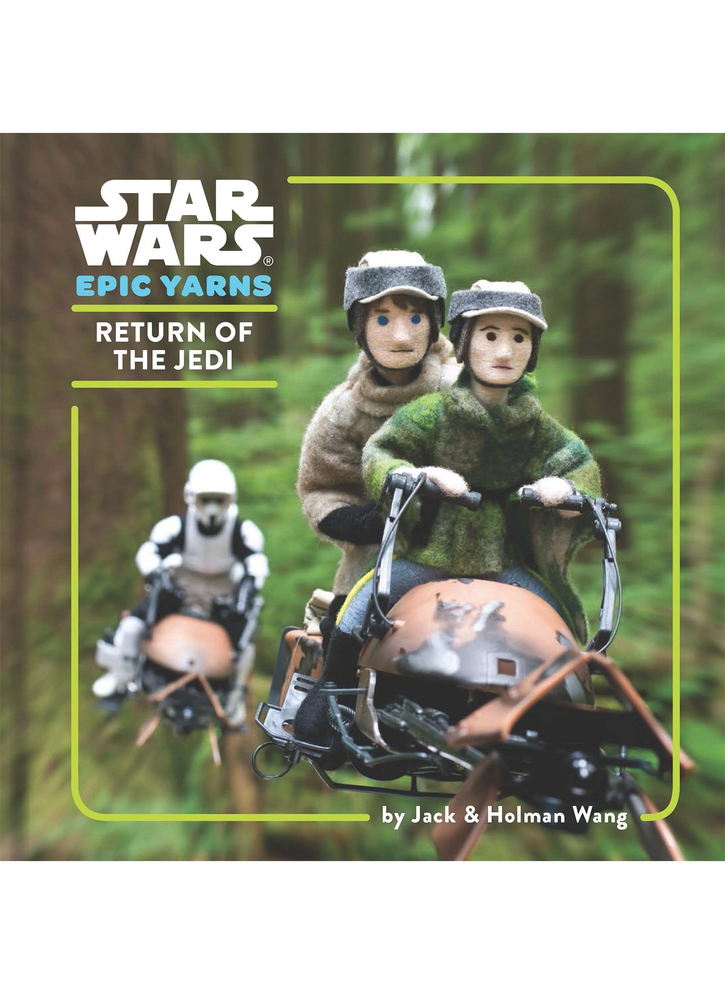 Star Wars Epic Yarns Return of the Jedi
