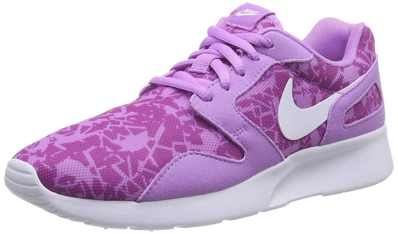 Nike Kaishi Print - Zapatilla Baja Mujer 38 EU|Morado (Fuchsia Glow/White-fuchsia Flash)