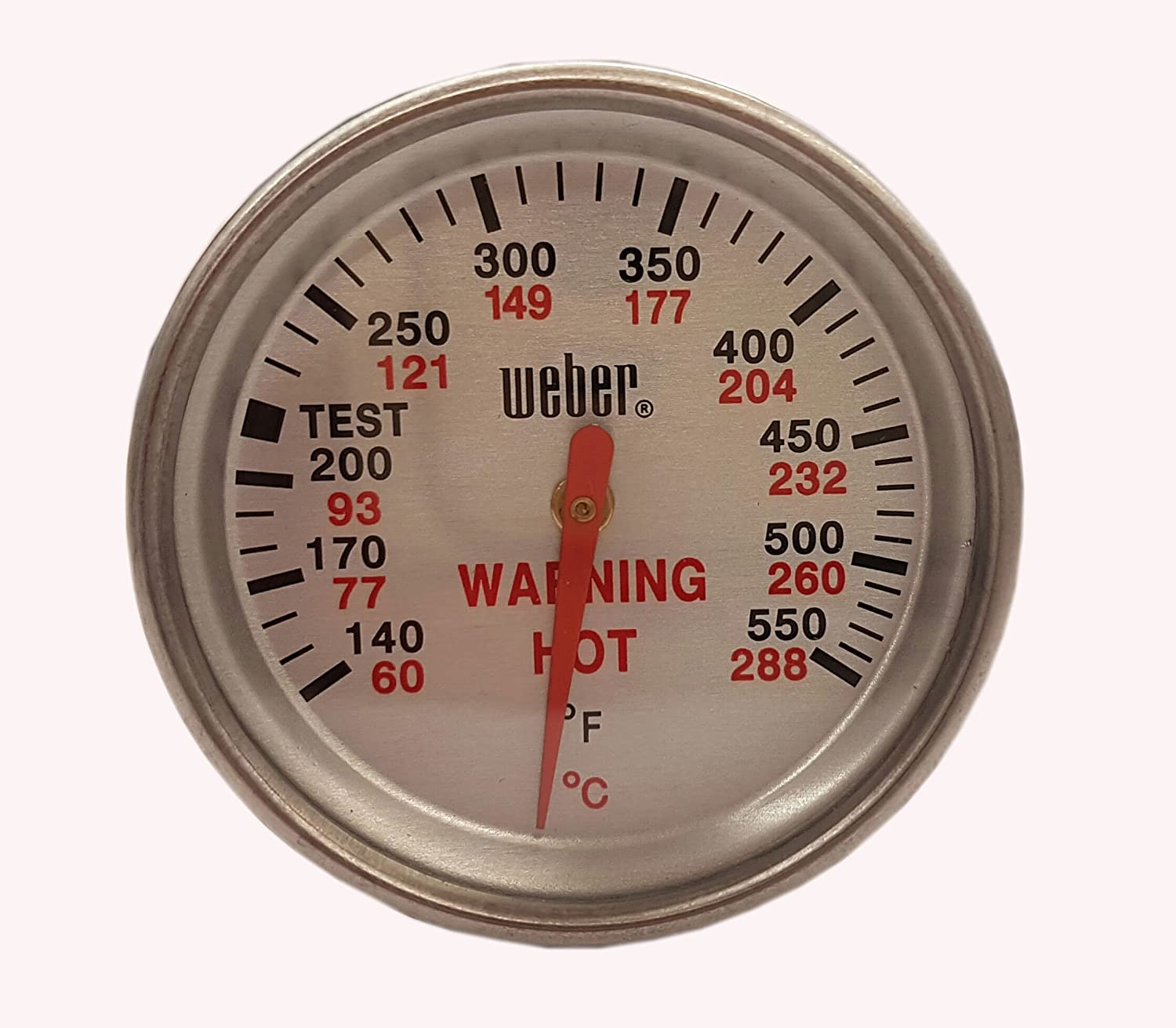 Weber 9815 Replacement Thermometer