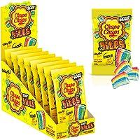 Chupa Chups Sour Bites Gummy Candies, 8 x 24.2g