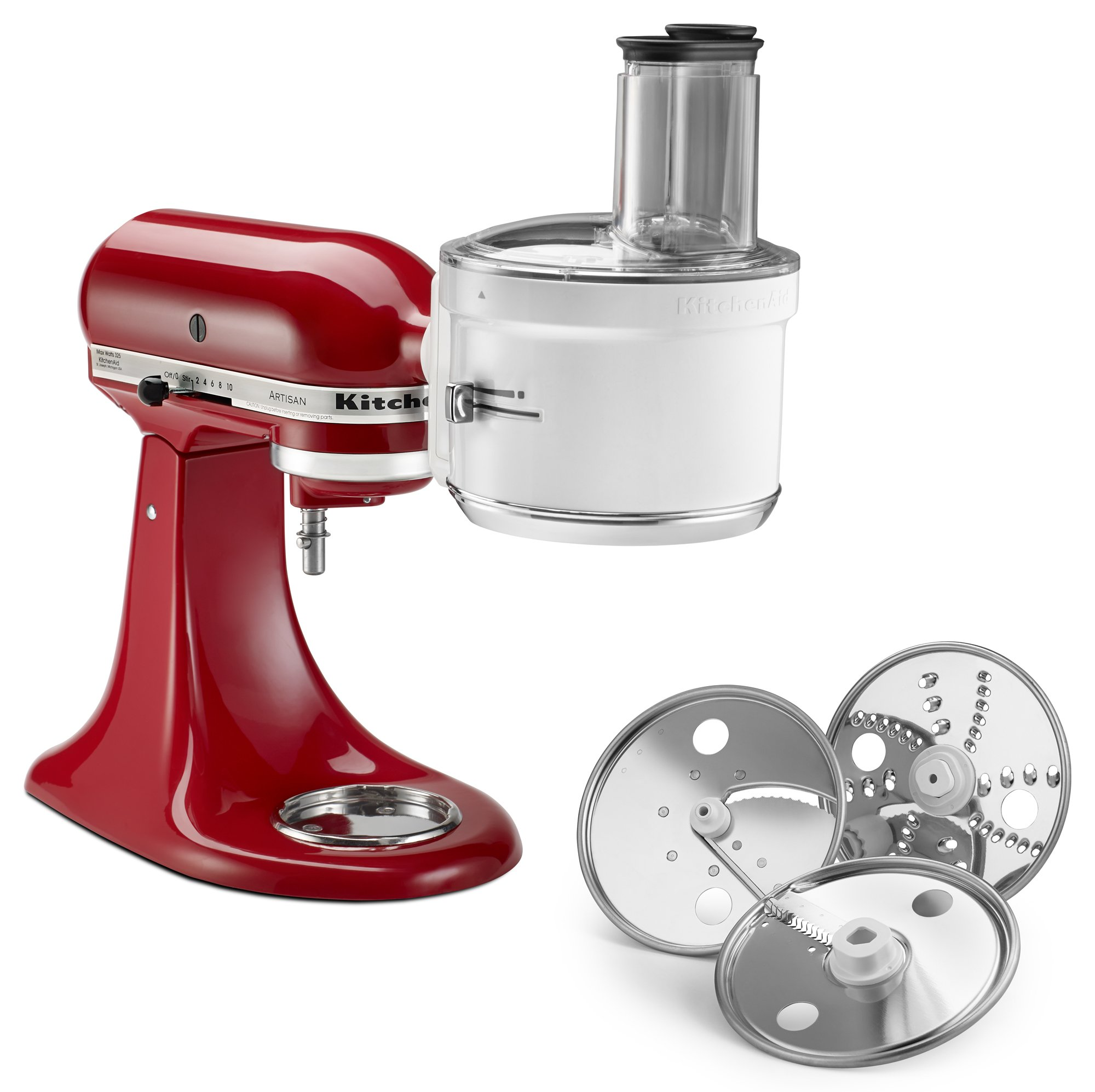 KitchenAid KSM1FPA Food Processor Attachment by KitchenAid (Image #3)
