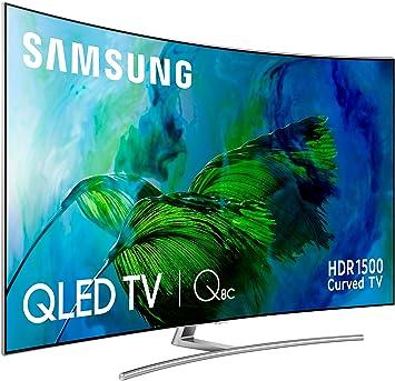 SAMSUNG TV QLED Curvo 75