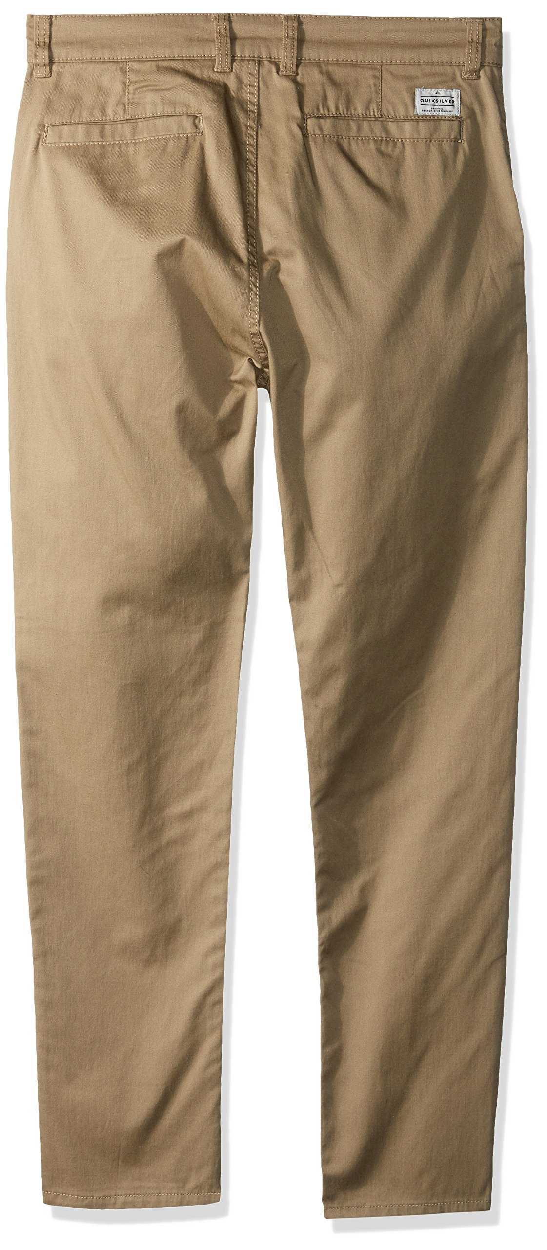 Quiksilver Boys' Big Everyday Union Youth Pants, Elmwood, 30/16 by Quiksilver (Image #2)