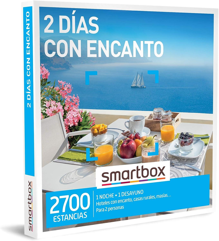 smartbox 2 dias con encanto