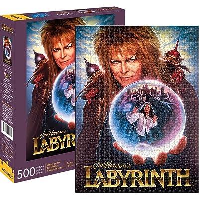 Aquarius Labyrinth Jigsaw Puzzle: Toys & Games