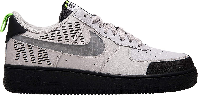 Nike Air Force 1 '07 LV8 2 vast grey gunsmoke black