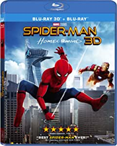 Spider-Man: Homecoming [Blu-ray] (Bilingual) [Import]