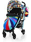 Cosatto Yo 2Cochecito (brillante) multicolor Go Brightly