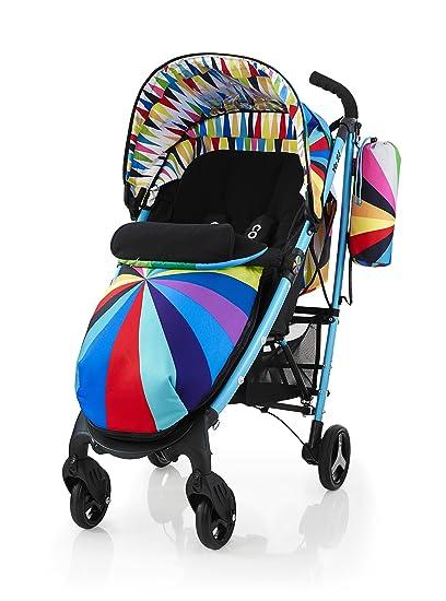 Cosatto Yo 2 Cochecito (brillante) multicolor Go Brightly: Amazon.es ...