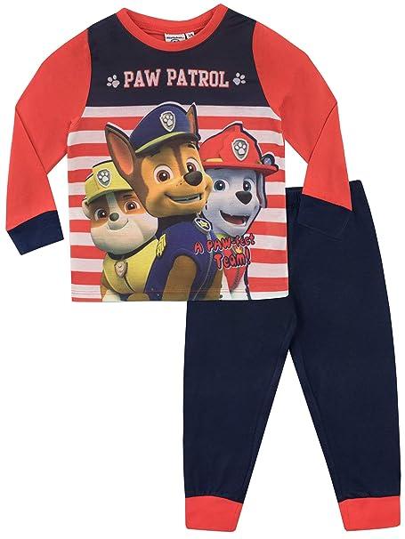 Paw Patrol Pijama para Niños La Patrulla Canina 2-3 Años
