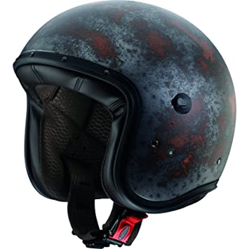 Caberg Freeride Rusty Open Face Motorcycle Helmet XS Black
